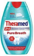 Theramed Liquid 2in1 Pure Breath Tandpasta - 75 ml
