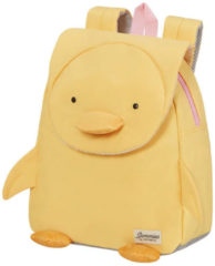 Gele Sammies By Samsonite Kinderrugzak - Happy Sammies Eco Backpack S Duck Dodie