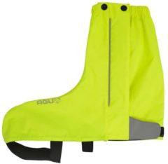 Gele Agu Bike Boots Reflection Short Regenoverschoenen Uniseks Size : 44/45