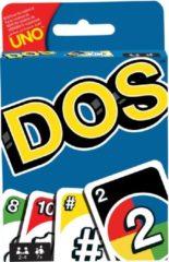 MATTEL Spel Uno Dos // 5 (6109385)