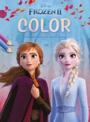 B.V. Centrale Uitgeverij Harderwijk Frozen 2 - Kleurblok met uitscheurbare kleurplaten