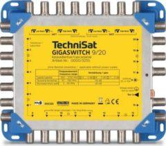 TechniSat GIGASWITCH 9/20 kompakter Multischalter für 20 Teilnehmer