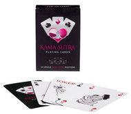 Zwarte Open Up! Tease & Please Kama Sutra Playing Card Erotische Spellen