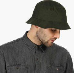 Regatta - Adult's Sampson Wax Hat - Muts - Mannen - Maat L/XL - Groen