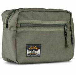 Lundhags - Tool Bag - Toilettas maat 001 l, grijs/olijfgroen
