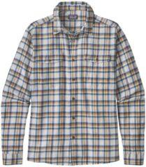 Blue Patagonia Steersman Shirt LS