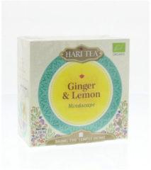 Hari Tea Mindscape Ginger & Lemon Bio (10st)