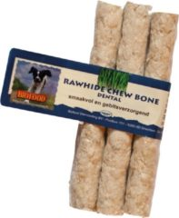 Biofood kaantjes - hond - kauwsnack - small - 13 cm - 3 kaantjes