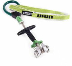 Groene Alien Cams - Alien Revolution Double Sling - Klemveren maat 1/2 groen