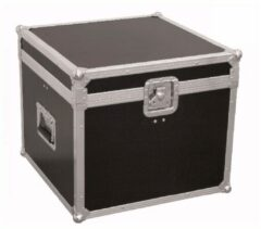 Donkerbruine ROADINGER Flightcase 4x PAR-56 Spot long