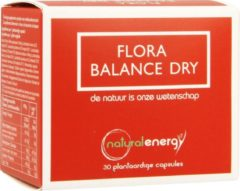 Natural Energy Specialiteiten Flora Balance Dry Capsules 30capsules