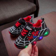 Disney - Spiderman - Kinderschoenen - Blauw / Zwart / Rood