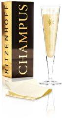 Champus Champagnerglas G. Weirich F18 Ritzenhoff Transparent