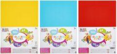 Massamarkt Grafix Gekleurd papier A4, 50 vel