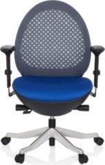 Hjh OFFICE Profi Bürostuhl CORVENT mit Armlehnen (höhenverstellbar)