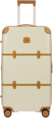 Bric's Bellagio Trunk Trolley 72 cream Harde Koffer