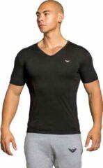 Aero wear Onyx - T-shirt - Zwart - M