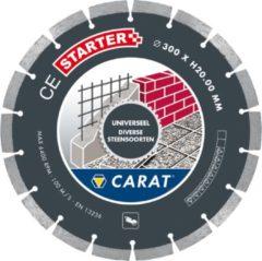 Carat DIAMANTZAAG UNIVERSEEL Ø350x25,40MM, CE STARTER - CES3504000