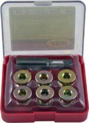 JBM Tools | Schroefdraad reparatieset olie aftapplug ( M-17 )