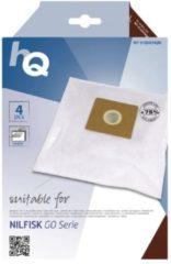 Bruine HQ Replacement Vacuum Cleaner Bag Nilfisk Go serie
