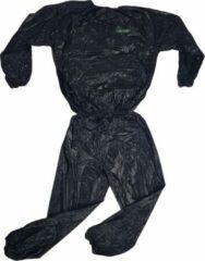 Tunturi Zweetpak -Sauna Suit - Sauna pak - XXL - Zwart