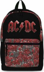 Plastic Head Distribution AC/DC | Rugzak Logo All Over Print