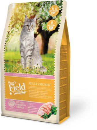 Afbeelding van Sam's Field Cat Adult Kip - Kattenvoer - 2.5 kg - Kattenvoer