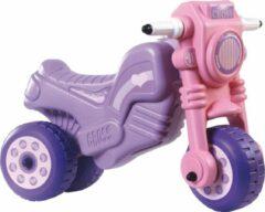 Roze Dohany Toys Crossmotor, Loopfiets, Loopmotor