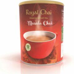 Royal Chai Royalchai Masala, ongezoet. Doos met 6 tubs (6 x 400g)