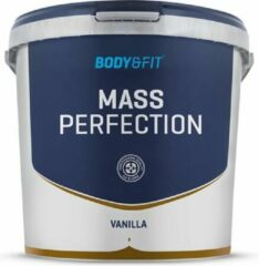 Body & Fit Mass Perfection - Weight gainer - 4400 gram - Vanille milkshake