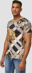 One Redox Heren - T-shirt - Roma - Zwart - 1361