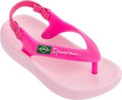 Roze Ipanema Anatomic Soft Baby sandaal voor jongens en meisjes - pink - maat 21