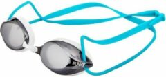 White Wash Mirrored Goggles Training Machine - Unisex | Funky