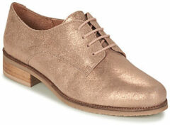 Gouden Nette schoenen André PANCAKE