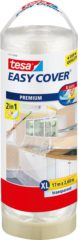 Tesa 57117 57117 Afdekfolie tesa Easy Cover Transparant (l x b) 17 m x 2.6 m 1 rol/rollen
