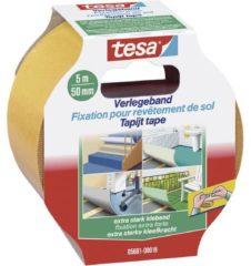 Tesa 05681-18 05681-18 Bevestigingstape Oranje (l x b) 5 m x 50 mm 1 rol/rollen