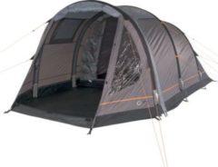 Portal Camping-Zelt Alfa 4 aufblasbares AirTube Tunnelzelt mit Schlafkabine für 4 Personen Outdoor Familienzelt mit Wohnraum, eingenähte Bodenwanne, w