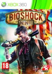 2K Take-Two Interactive BioShock: Infinite, Xbox 360