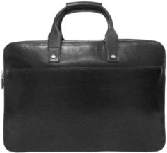 "Zwarte Claudio Ferrici Legacy Business Briefcase 15.6"" Black"