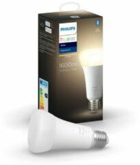 Philips Lighting Hue LED-lamp Energielabel: A+ (A++ - E) Hue White E27 15.5 W Warm-wit