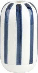 Blauwe Räder Design Stories Räder Vase blue & white stripes
