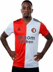 Adidas Feyenoord Shirt Thuis 2020-2021 Mannen - Rood/Wit - Maat S