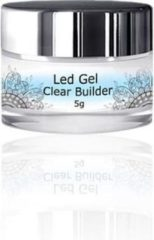 Modena Nails Clear Builder Gel 5g.