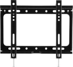 Zwarte Philips SQM3221 - Universele TV Muurbeugel - Vaste Beugel voor TV's tot 42 Inch en 35 kg