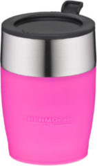 THERMOS Isolierbecher DeskCup TC, pink, 0,25 Liter