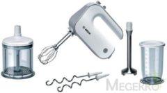 Bosch MFQ4080 Handmixer Inox mixxo quattro voet, 500 W Wit &