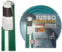 GARDITECH Turbo-Double-Tech® Tuinslang / Waterslang Ø 1/2? / 12,5mm - 6-lagen - Anti Torsie Systeem 50 meter