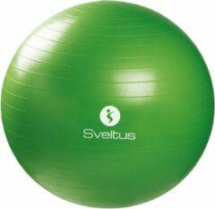 Sveltus Fitnessbal 65 Cm Groen In Doosje