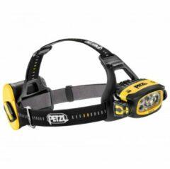 Gele Petzl - Duo Z2 - Hoofdlamp maat One Size geel