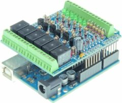 Shield Velleman KA05 I/O Shield Geschikt voor (Arduino boards): Arduino UNO